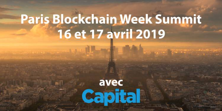 Paris Blockchain Week avec Capital